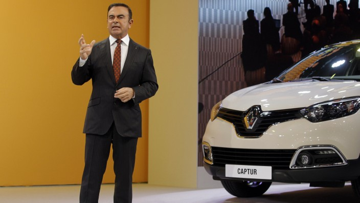 Carlos Ghosn, Renault, Nissan, Daimler, Zetsche, Genfer Autosalon
