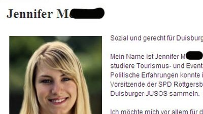 Bundestagswahl SPD-Wahlkampf