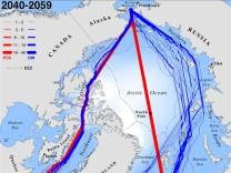 Arktis-Passagen