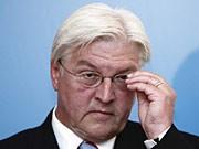 Frank-Walter Steinmeier SPD Kanzlerkandidat Bundestagswahl, AP