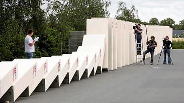 Berliner Mauer Kunst zum Mauerfall