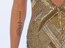 Heidi Klum, Tattoo, Seal