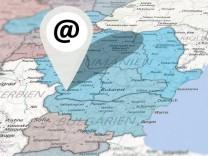 Teaser Europakarte Europa-Atlas