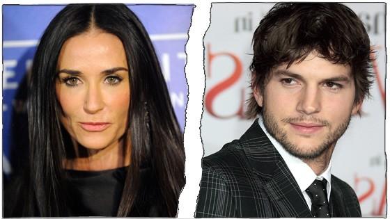 Demi Moore klagt Ashton Kutcher auf Unterhalt