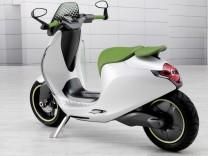 Elektroroller, E-Roller, Scooter, Elektromobilität