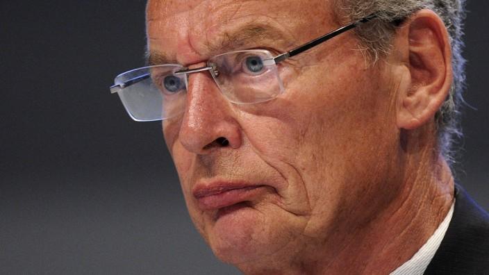 Gerhard Cromme tritt als Thyssen-Krupp-Aufsichtsratschef zurück