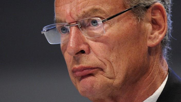 Ex-ThyssenKrupp-Aufsichtsratschef Cromme