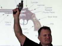South Dakota Waffen Schulen USA NRA
