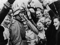 Anschluss Österreich Hitler Annexion Nazis