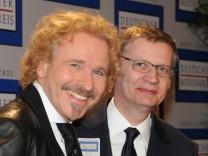 Verleihung Deutscher Medienpreis 2012