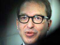CSU-Generalsekretär Alexander Dobrindt