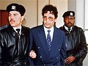 Abdel Bassit Ali Mohammed al-Megrahi; AFP
