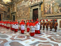 Konklave, Rom, Vatikan, Papst