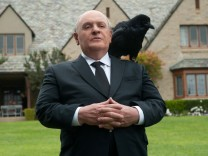 Anthony Hopkins als Alfred Hitchcock