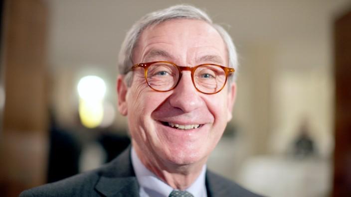 Ulrich Lehner: möglicher neuer Aufsichtsratschef von Thyssen-Krupp