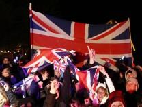 Bewohner der Falklandinseln wollen britisch bleiben