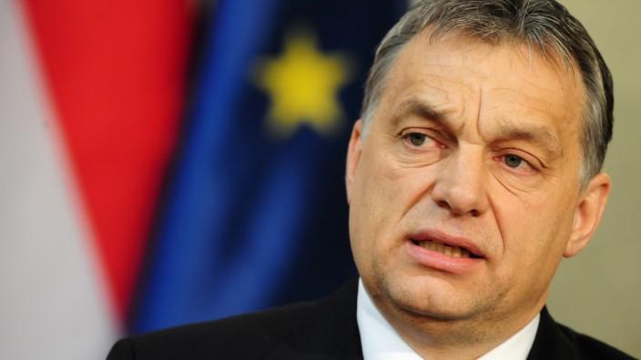 Viktor Orbán Verfassung Änderung Ungarn Fidesz