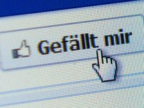 Facebook-Studie zum Like-Button