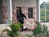 Mexiko, Drogenkrieg, Guatemala