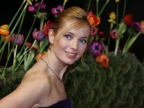 Nadja Uhl erwartet zweites Kind