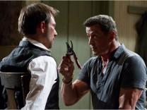 """Shootout - Keine Gnade"" im Kino Sylvester Stallone"
