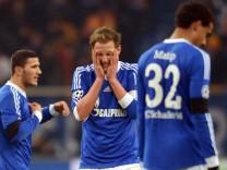 FC Schalke 04 - Galatasaray Istanbul, Fußball Champions League, Benedikt Höwedes