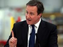 Großbritannien erwägt Lieferung von Waffen an syrische Rebellen