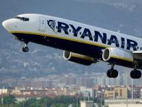 Ryanair, Boeing, Flugzeug, Jet, Airline