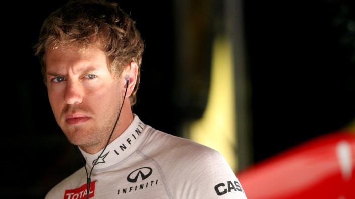 Sebastian Vettel Formel 1 Weltmeister