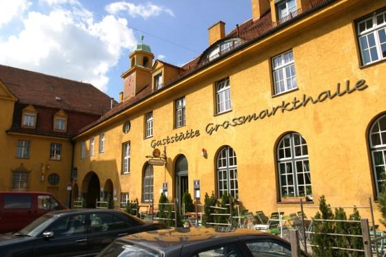 good texture best sneakers buy good Restaurants in München - Gaststätte Großmarkthalle - München ...
