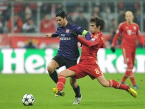 FC Bayern München - Arsenal  London, Javi Martinez