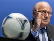 Joseph Blatter, Sepp Blatter, Fifa, Fußball