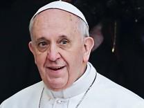 Papst Franziskus, Jorge Bergoglio, Rom, Vatikan, Konklave