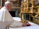 Papst Franziskus Rom Santa Maria Maggiore