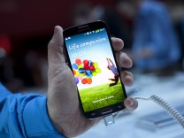 Samsung Galaxy S4, neues Smartphone, Android, Handy, Samsung