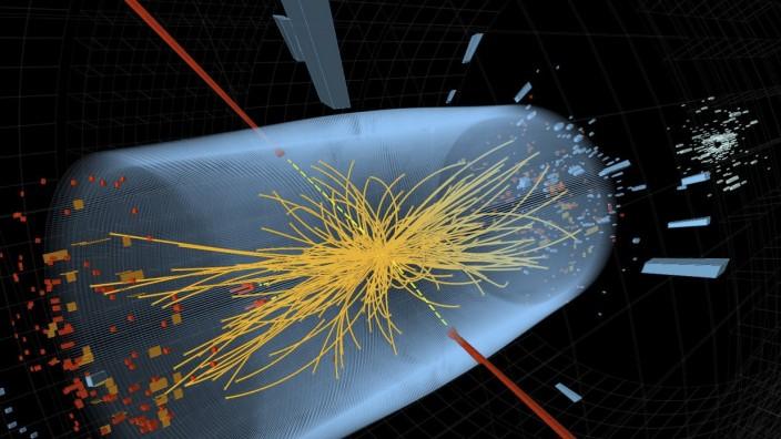 Higgs-Teilchen, Physik, Cern