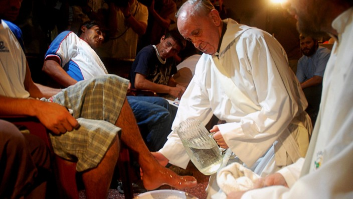 Papst Franziskus Jesuiten