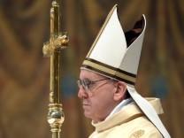 Papst Franz