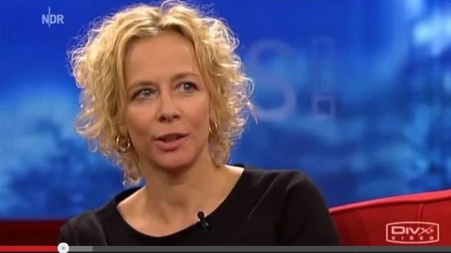 Ndr Katja Riemann Lässt Moderator Bei Das Auflaufen Medien