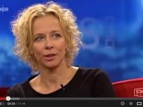 Katja Riemann, DAS, NDR, Hinnerk Baumgarten