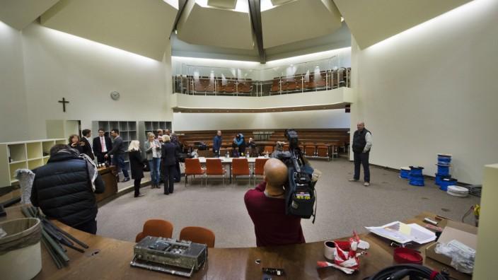 Keine türkischen und griechischen Medien beim NSU-Prozess im Oberlandesgericht München zugelassen