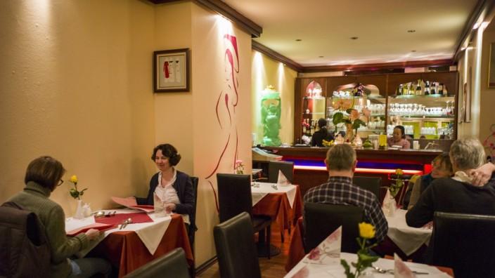 """Viertnamesisches Restaurant """"Co Be"""" in München, 2013"""