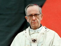 JORGE BERGOGLIO NEW POPE