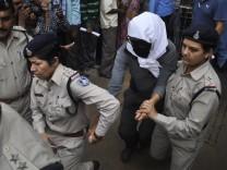 Vergewaltigung, Frau Schweiz, Indien