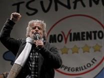Keine Regierung in Italien in Sicht