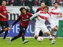 Eintracht Frankfurt v VfB Stuttgart - Bundesliga