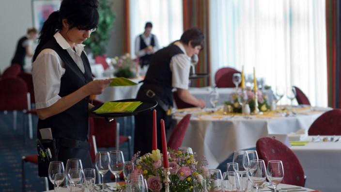 Ausbildung Ausbildungsplatz Auszubildende Vergütung Hotelgewerbe