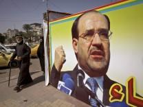 Nuri al-Maliki Irak