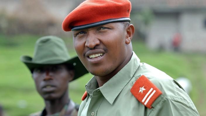 Kongolesischer Rebellenführer Bosco Ntaganda flieht in US-Botschaft