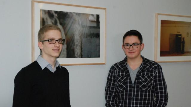 Doppelausstellung Holocaust Landtag